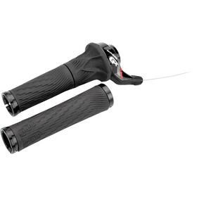 SRAM GX Drehgriffschalter 11-fach inkl. Lock-On Griff schwarz/rot